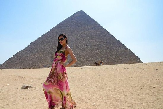 veiledning tur til Giza pyramider...