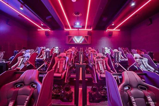 VR Future Cinema
