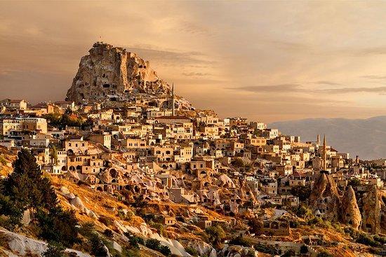 土耳其的金三角 - 棉花堡,库萨达斯,以弗所,卡帕多西亚