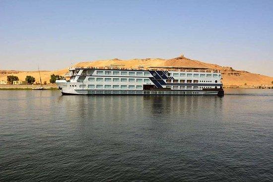 4 dager 3 netter Aswan og Luxor Nile...