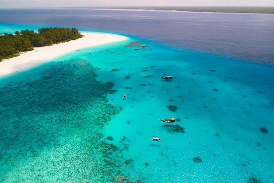 Snorkeling all'Atollo Mnemba
