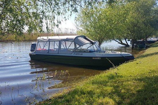 Excursion privée en bateau rapide de...