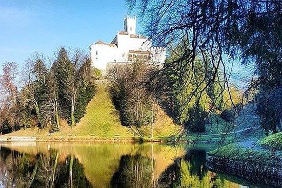 克罗地亚之旅的惊人城堡