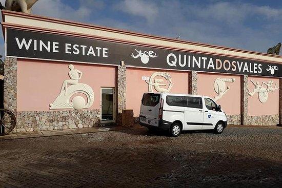 Tour de la côte de l'Algarve et...