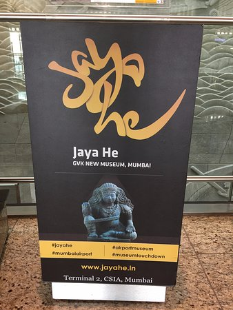 Jaya He GVK New Museum