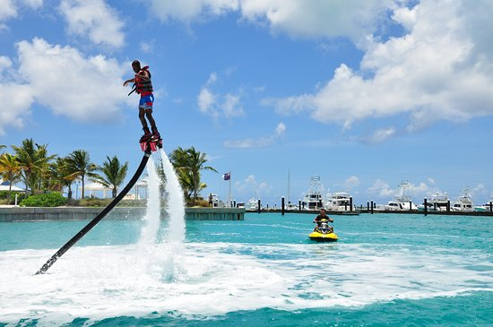 ‪Turks and Caicos Flyboard‬