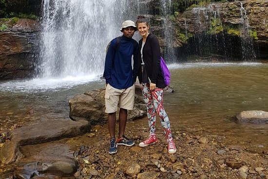 Trekking sulle montagne Uluguru