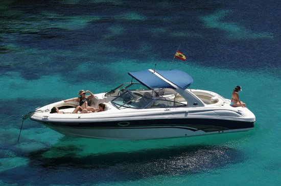 Private boat trip from Puerto Banus...