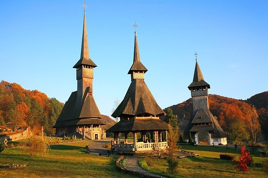 8-Days Complete Romania tour from...