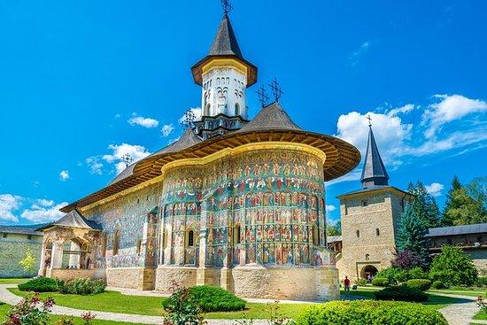 6-dages Transsylvania og Bucovina...