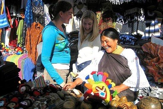 Tour privado a Otavalo y alrededores