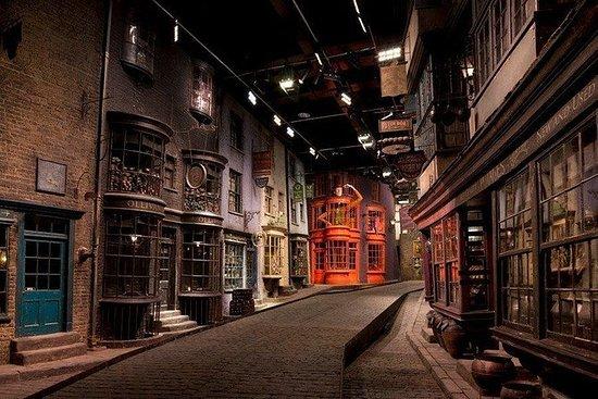 Visite du studio Harry Potter