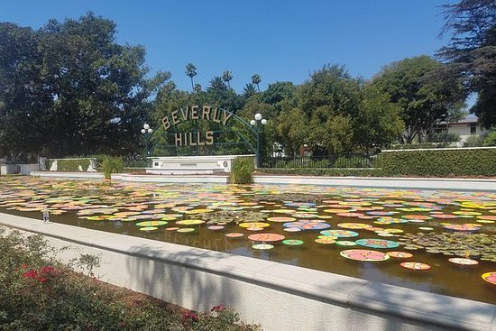 Explore Beverly Hills oculta a pé!