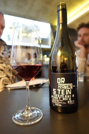 Franklin: Wine