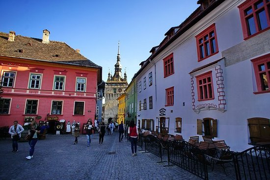 Highlights of Romania - private tour