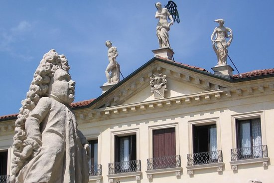 Palladian villaer