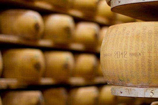 Parmigiano Reggiano和傳統香醋