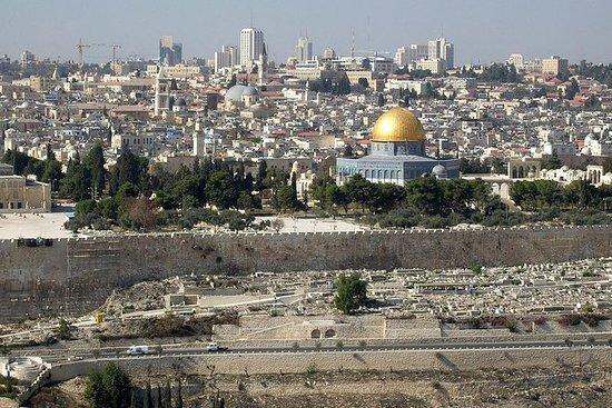 Holyland och Jordan Trip-Jerusalem ...