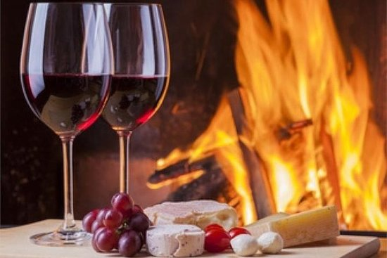 Vin og ost ... en kombinasjon som...