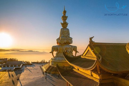 Cina Emeishan - Monte Emei e Sacred