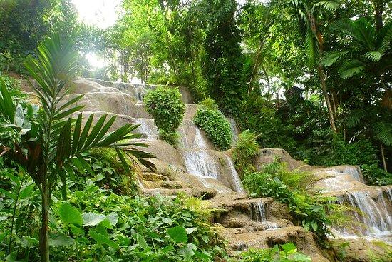 Konoko watervallen en park