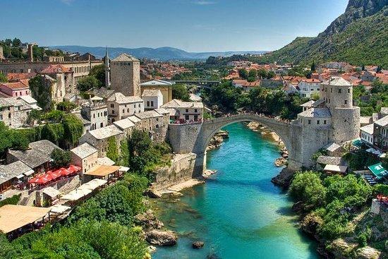 波斯尼亚和黑塞哥维那 - GoBook(萨拉热窝 - 莫斯塔尔)5日游