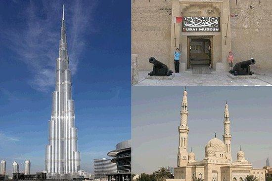 6 Emirates Tour på en dag - fra Dubai