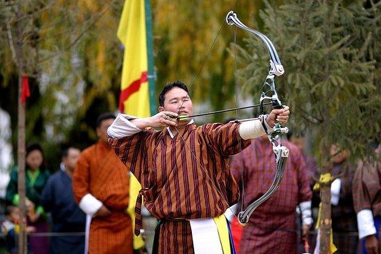 Tour Cultural de 5 Dias - Butão