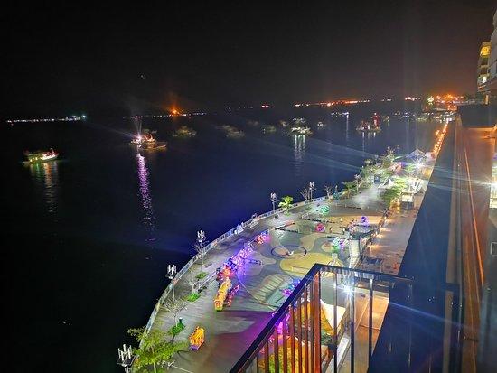 เขตโคตาคินาบาลู , มาเลเซีย: Marriot Hotel @KK just a peace of mind