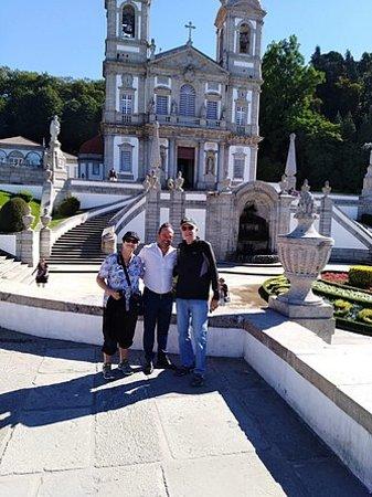 Privat tur til Braga og Guimarães.