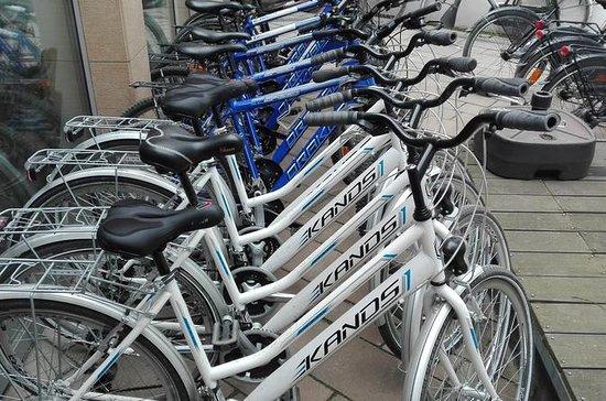 Louez un vélo à Cracovie