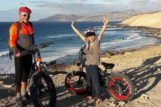 E-bike (Fat Bike) Tour in Costa Calma ...