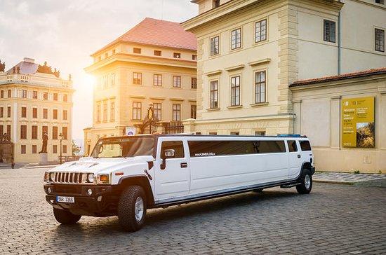 1 heure de trajet en limousine Hummer