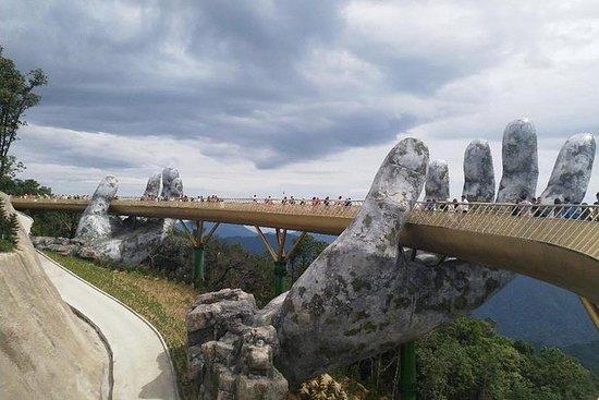 Golden Bridge Ba Na Hill Tour privato
