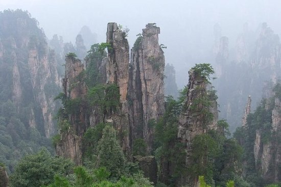Private 2-Day Zhangjiajie Tour, ZZJ...