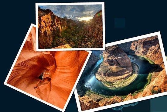Lower Antelope Canyon & Horseshoe...