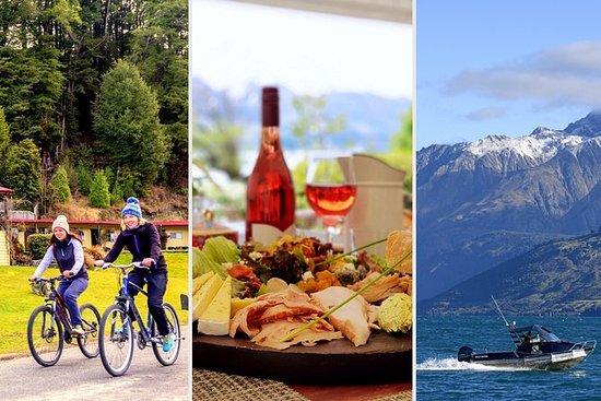 Sykkel, lunsj og båtpakke