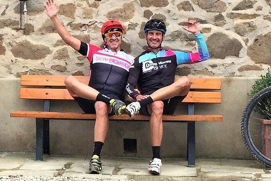Tuscany SPA & Crete Senesi e-bike...
