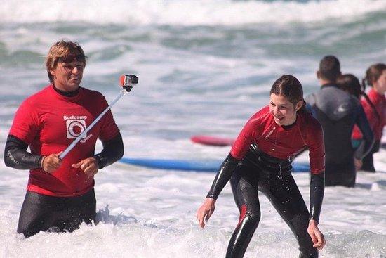 Barnas smaker surfe leksjoner 2...