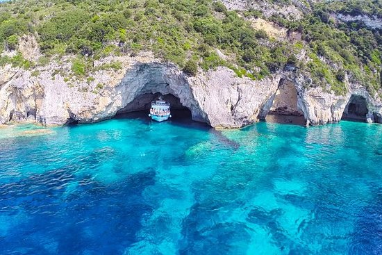 Paxos Antipaxos Blue Caves