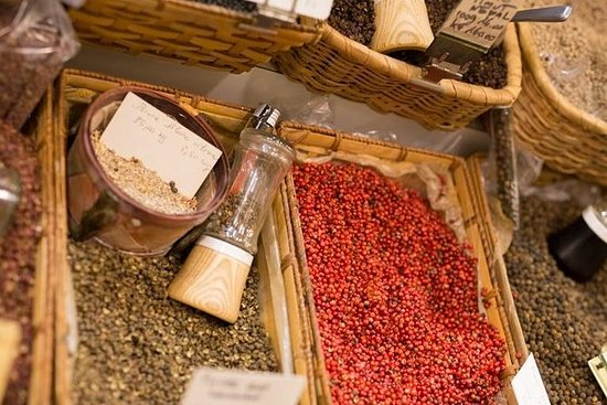 Den Montmartre Private Food Tour med...