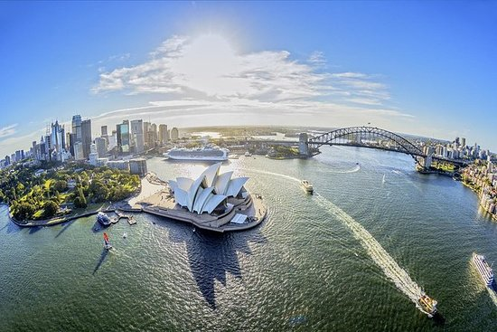 Excursão Sightseeing de Sydney 4 horas