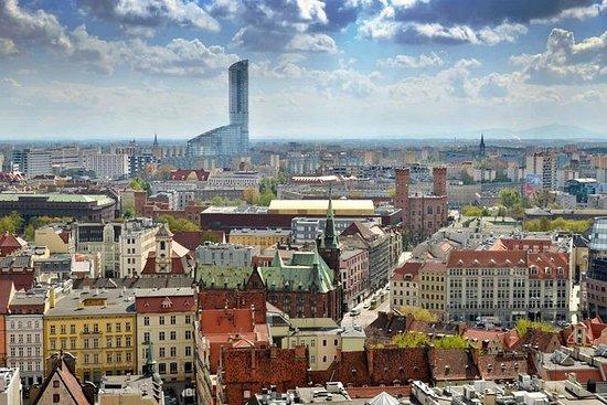 Breslau Panorama-Führung avec 3...