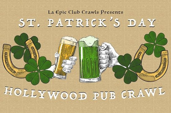 2019 St Patrick's Day Hollywood Pub ...