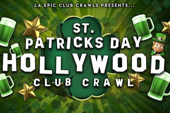 2019 St Patrick's Day Hollywood Club ...