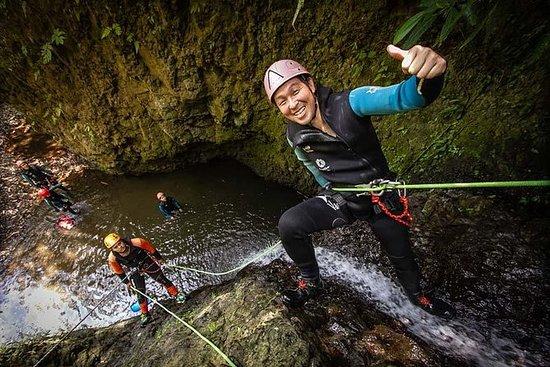 Fun Canyoning: Kalimas Canyon