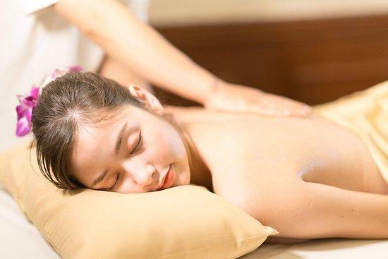 Hot Aroma Oil Massage