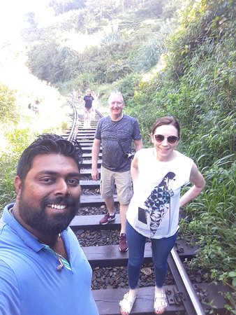 Sri Lanka Different Driver Tours: #Happy customers  #with_SLDD_TOURS