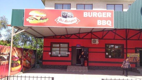 Oxi Burger, Otegen Batyra - Restaurant Reviews, Photos