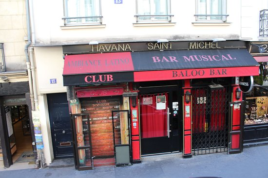 Baloo Bar/Havana Saint Michel